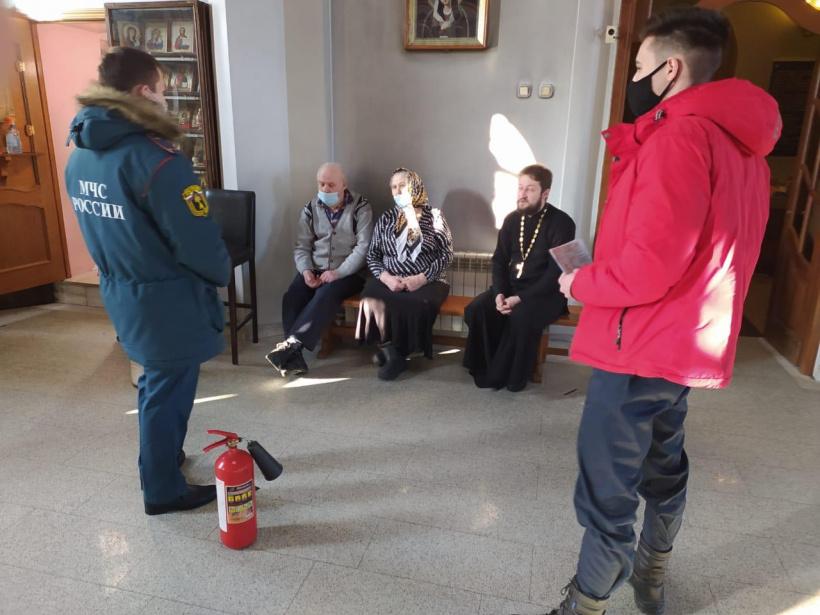 День пожарной безопасности провели в Родниках