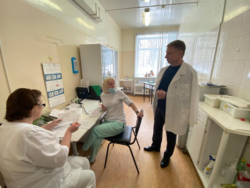 Владимир Жук призвал жителей Подмосковья сделать прививку от коронавируса