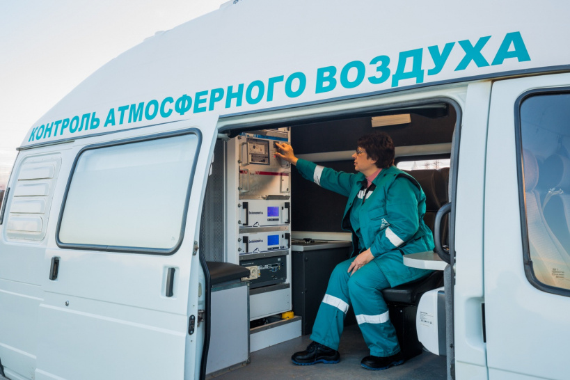 Минэкологии проверило качество воздуха в Раменском округе