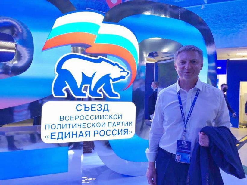 Владимир Жук: «Программа «Единой России» станет народной»