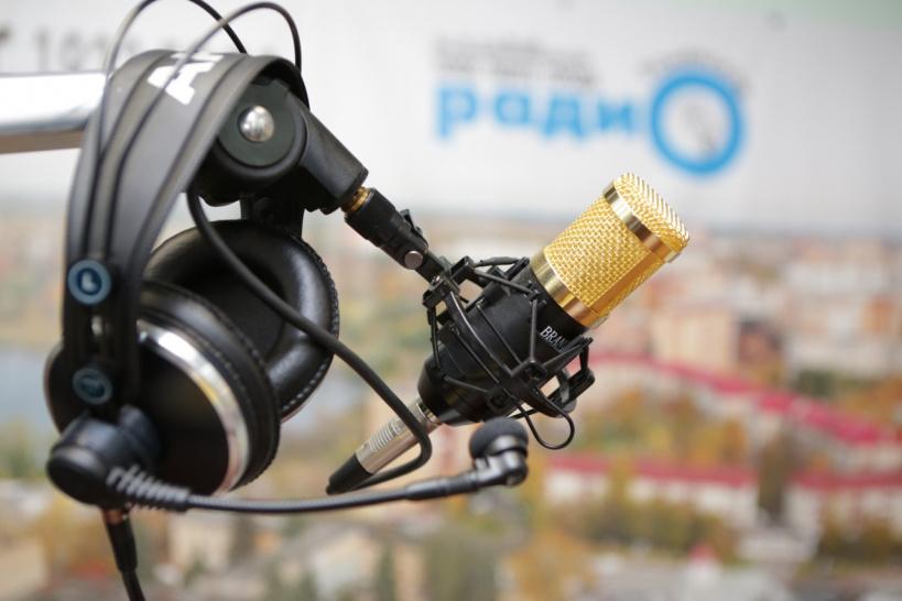 Розыгрыш на Раменском радио
